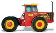 Versatile 850 tractor photo