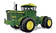 John Deere WA-14 tractor photo