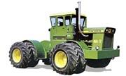 John Deere WA-17 tractor photo