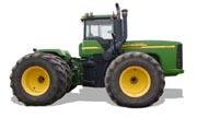 John Deere 9620 tractor photo