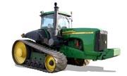 John Deere 9620T tractor photo