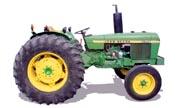 John Deere 1030 tractor photo