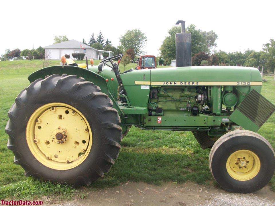 Late model John Deere 3130