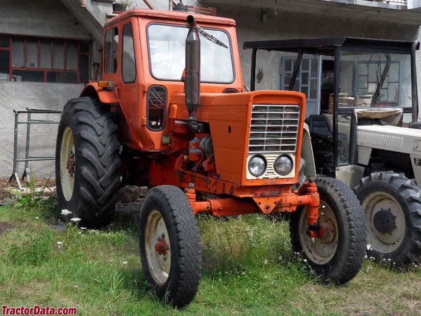 1979 Belarus MTZ-50