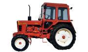 Belarus 572 tractor photo
