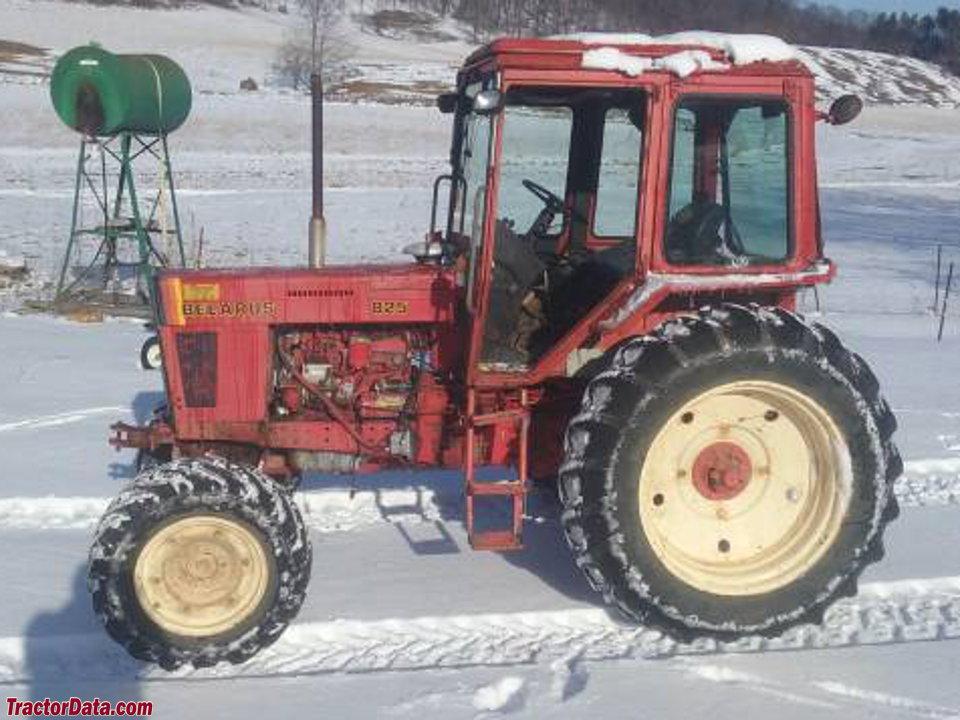 Belarus 825