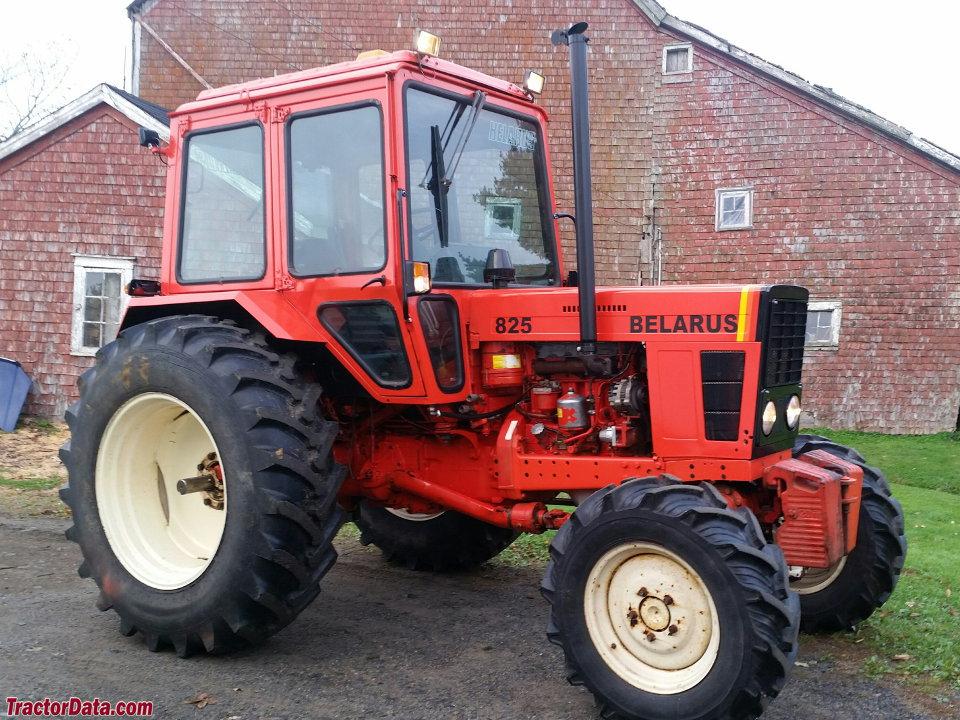 1993 model Belarus 825