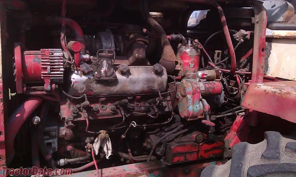 Belarus 1500  engine photo
