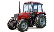 Belarus 9345 tractor photo