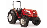 Mahindra 4110 tractor photo