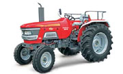 Mahindra 555 tractor photo