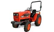 Kioti LB1914 tractor photo