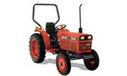 Kioti LB2202 tractor photo