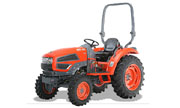 Kioti CK25 tractor photo