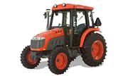Kioti DK55 tractor photo