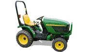 John Deere 4010 tractor photo