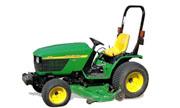 John Deere 4115 tractor photo