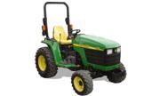 John Deere 4210 tractor photo