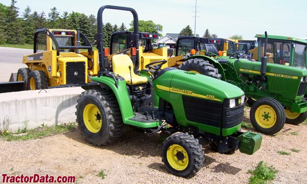 John Deere 4210