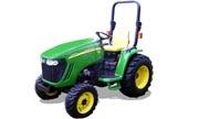 John Deere 3520 tractor photo