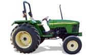 John Deere 5303 tractor photo