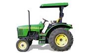 John Deere 5220 tractor photo