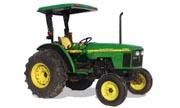 John Deere 5320 tractor photo