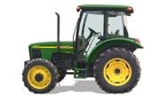 John Deere 5420 tractor photo