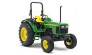 John Deere 5520 tractor photo
