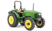 John Deere 5325 tractor photo