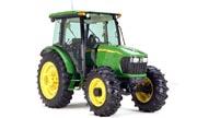 John Deere 5525 tractor photo