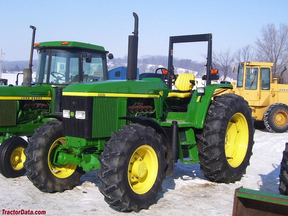 John Deere 6603
