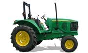 John Deere 6215 tractor photo