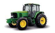 John Deere 6615 tractor photo