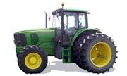 John Deere 6715 tractor photo