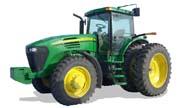 John Deere 7920 tractor photo