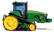 John Deere 8420T tractor photo