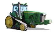 John Deere 8520T tractor photo