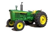 John Deere 2120 tractor photo