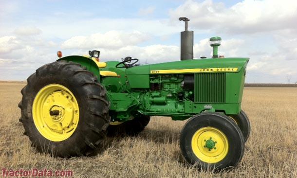 TractorData.com John Deere 2120 tractor photos inf