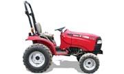 CaseIH DX23 tractor photo