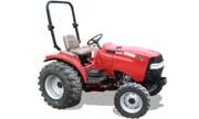CaseIH DX29 tractor photo