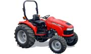 CaseIH DX45 tractor photo