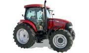 CaseIH MXU110 tractor photo