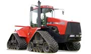 CaseIH STX375QT Quadtrac tractor photo