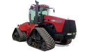 CaseIH STX425QT Quadtrac tractor photo