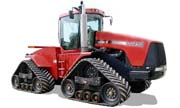 CaseIH STX450QT Quadtrac tractor photo