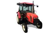 Zetor 3321 tractor photo