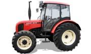 Zetor 4341 tractor photo