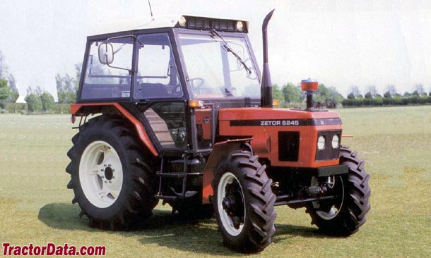 Zetor Tractor Replacement Parts : Parts online zetor tractor